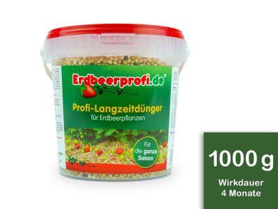 Profi- Erdbeeren- Langzeitdünger, 1 kg